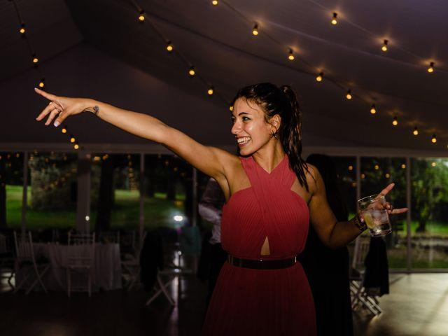 La boda de Paula y Yago en Celanova, Orense 74