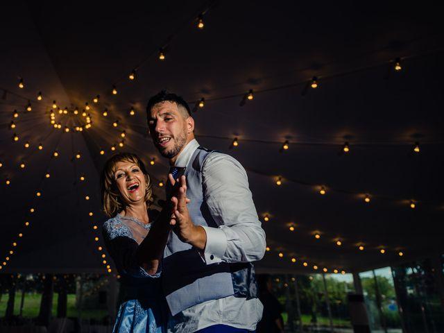 La boda de Paula y Yago en Celanova, Orense 76