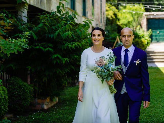 La boda de Paula y Yago en Celanova, Orense 79