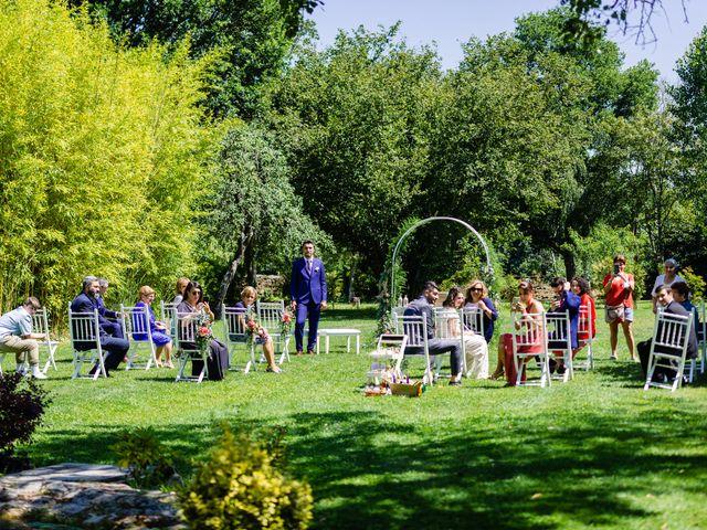La boda de Paula y Yago en Celanova, Orense 80