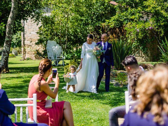 La boda de Paula y Yago en Celanova, Orense 82