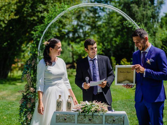 La boda de Paula y Yago en Celanova, Orense 84