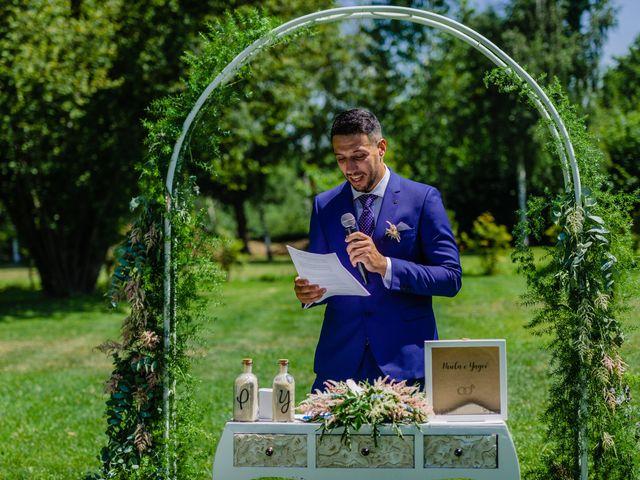 La boda de Paula y Yago en Celanova, Orense 87