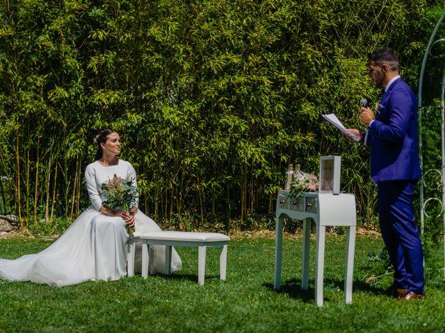 La boda de Paula y Yago en Celanova, Orense 88
