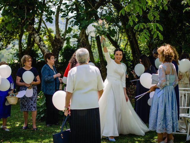 La boda de Paula y Yago en Celanova, Orense 89