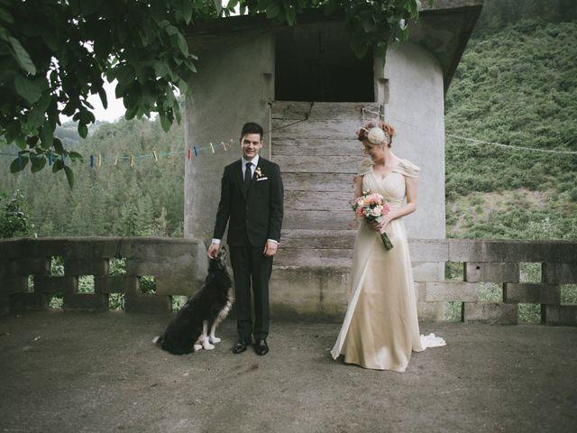 La boda de Joseba y Aloña en Itziar, Guipúzcoa 15