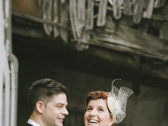 La boda de Joseba y Aloña en Itziar, Guipúzcoa 17