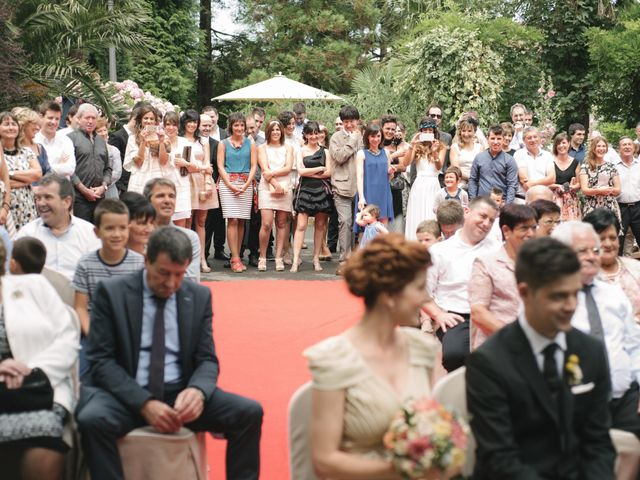 La boda de Joseba y Aloña en Itziar, Guipúzcoa 23