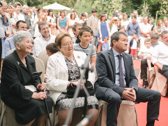 La boda de Joseba y Aloña en Itziar, Guipúzcoa 24
