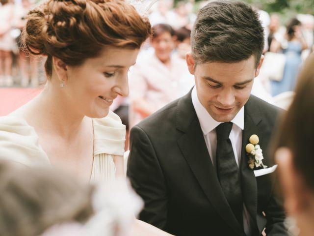 La boda de Joseba y Aloña en Itziar, Guipúzcoa 27