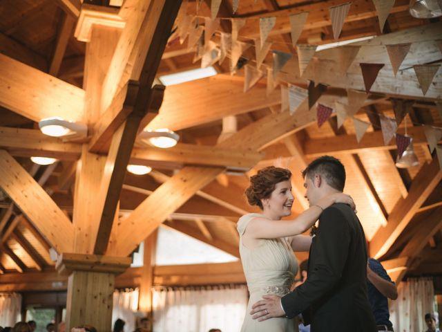La boda de Joseba y Aloña en Itziar, Guipúzcoa 38