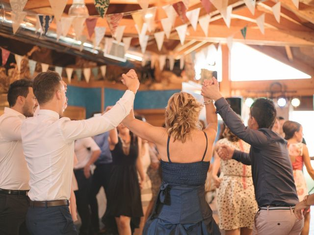 La boda de Joseba y Aloña en Itziar, Guipúzcoa 40