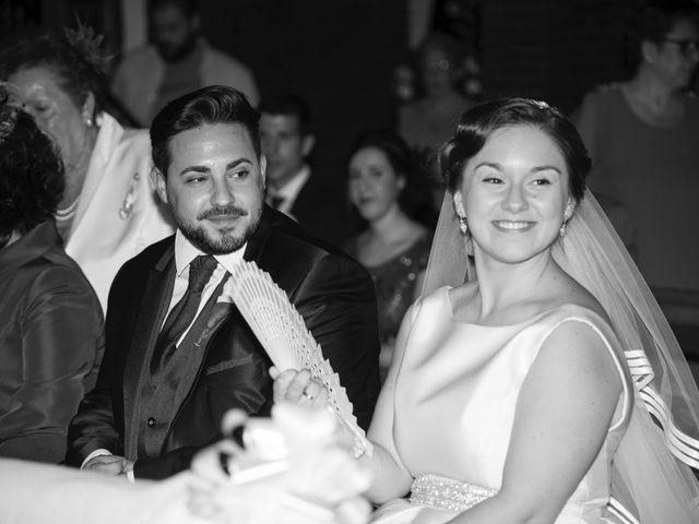 La boda de Jesús Miguel y Monchi