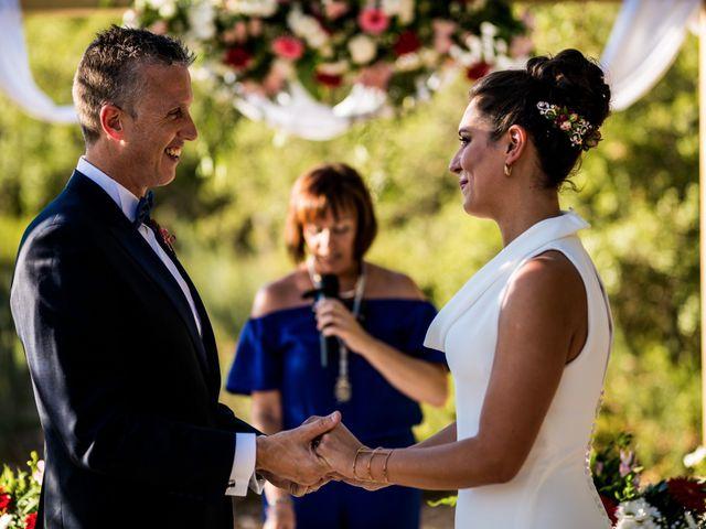 La boda de Marta y Alfonso