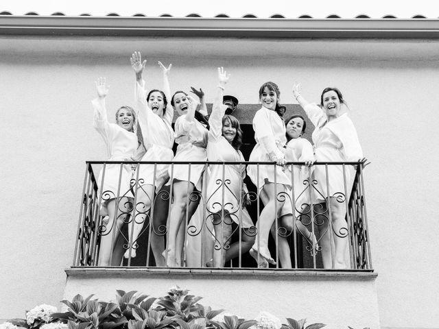 La boda de Isidoro y Paola en Montseny, Barcelona 1