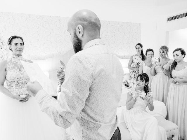 La boda de Isidoro y Paola en Montseny, Barcelona 21