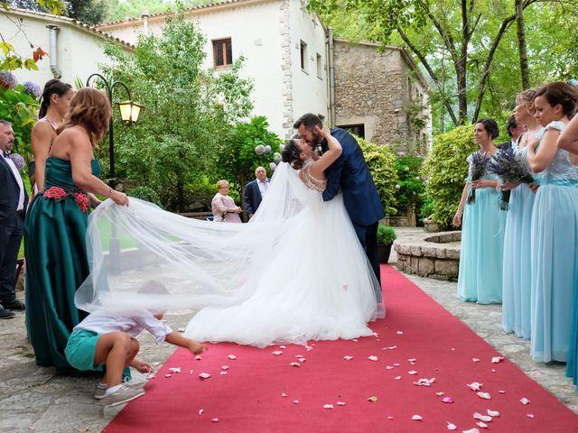 La boda de Isidoro y Paola en Montseny, Barcelona 26