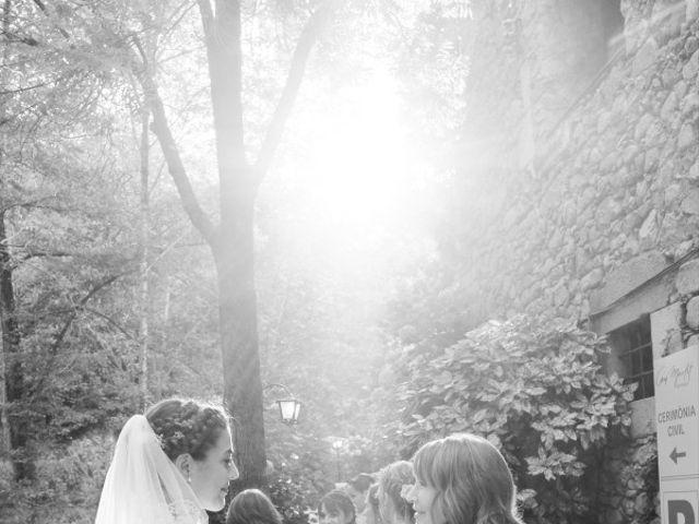 La boda de Isidoro y Paola en Montseny, Barcelona 28
