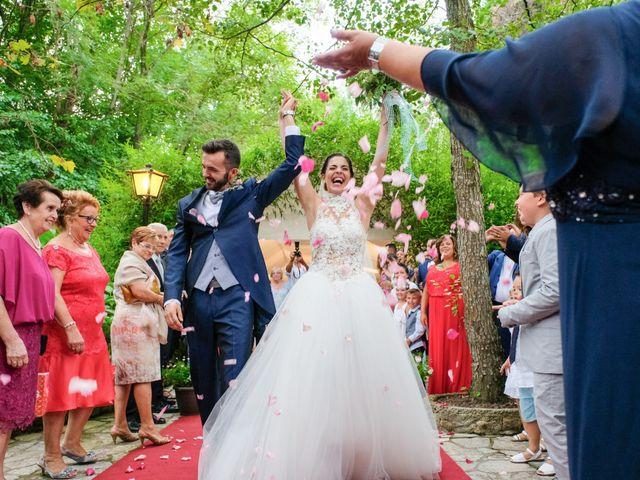La boda de Isidoro y Paola en Montseny, Barcelona 34