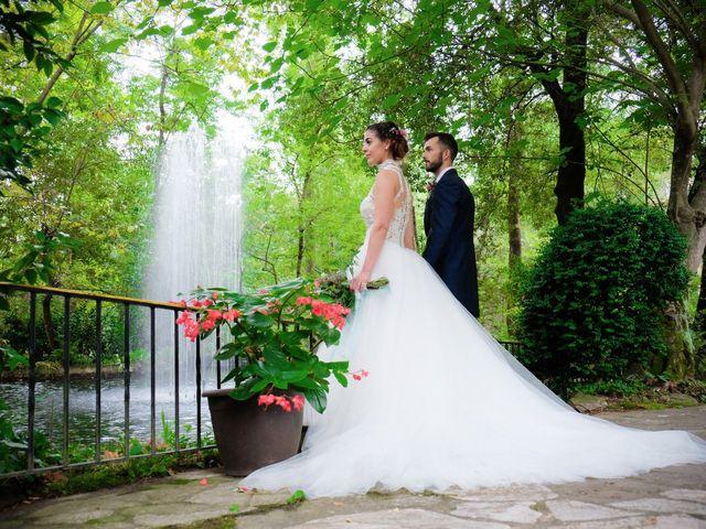 La boda de Isidoro y Paola en Montseny, Barcelona 38