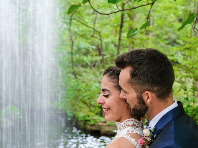 La boda de Isidoro y Paola en Montseny, Barcelona 39