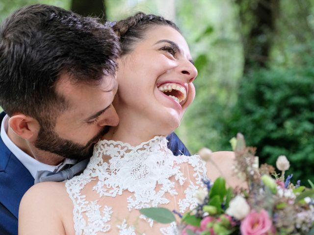 La boda de Isidoro y Paola en Montseny, Barcelona 41