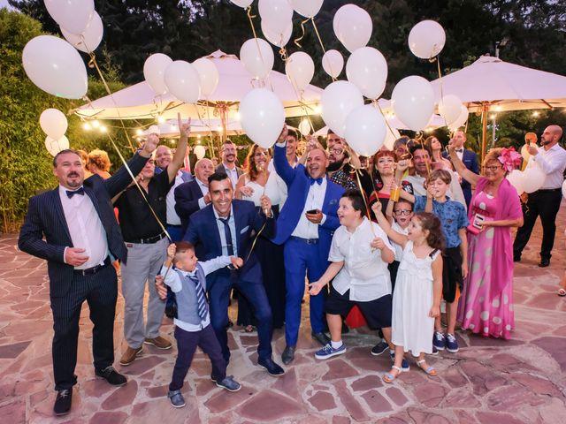 La boda de Isidoro y Paola en Montseny, Barcelona 52