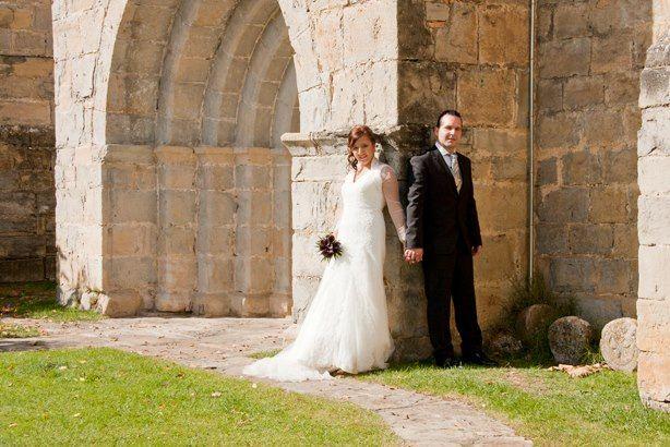 La boda de Igor y Ana en Pamplona, Navarra