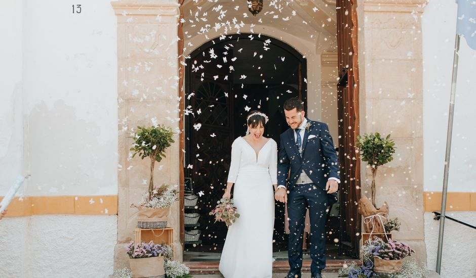 La boda de Rafa y Pilar en Rute, Córdoba