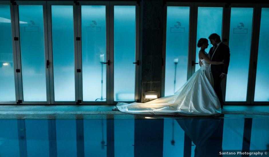 La boda de Diego y Cristina en Mogro, Cantabria