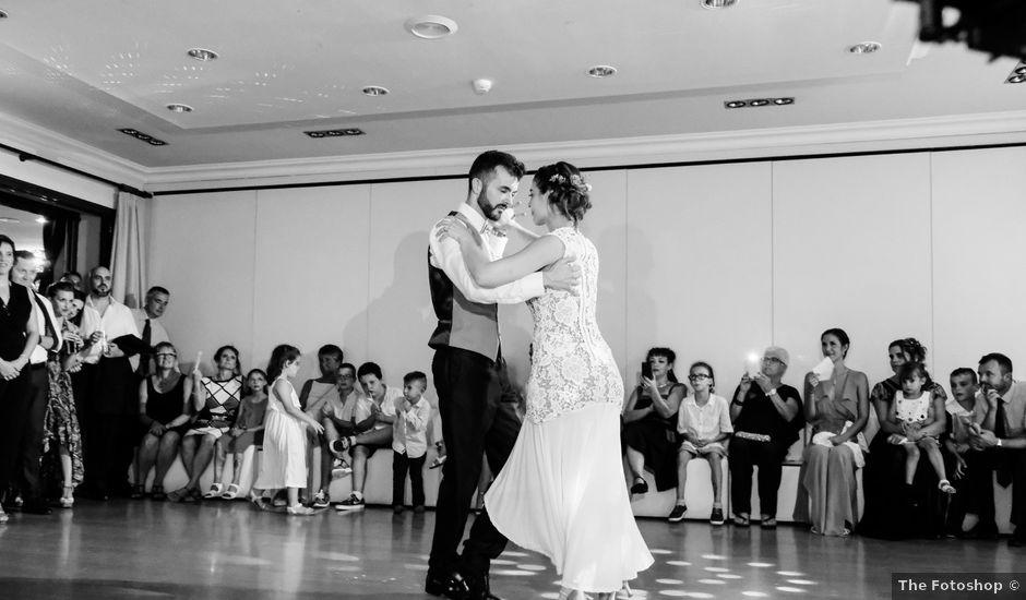La boda de Isidoro y Paola en Montseny, Barcelona