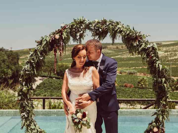 La boda de Eva y Matthias