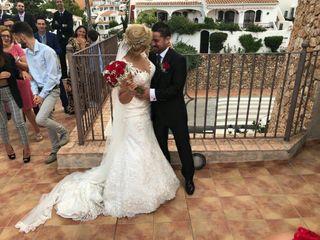 La boda de Antonio Jesús y Mikaela