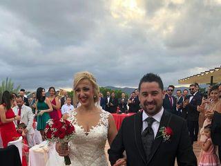 La boda de Antonio Jesús y Mikaela 2