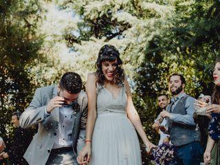 La boda de Silvia y Alvaro