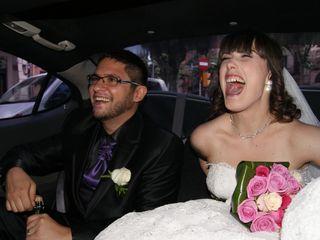 La boda de Javier y Raquel