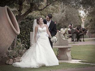 La boda de Tirsa  y Josué 1