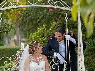 La boda de Tirsa  y Josué 2