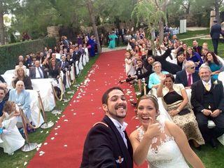 La boda de Tirsa  y Josué 3