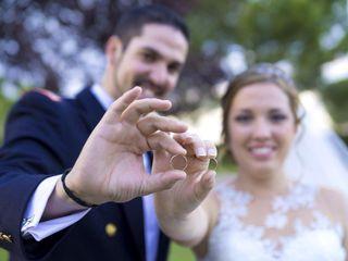 La boda de Tirsa  y Josué