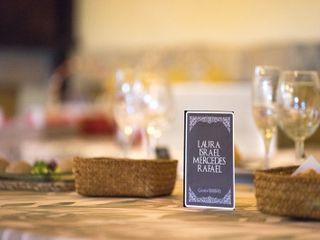 La boda de Laura G. y Israel O. 2