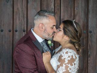La boda de Laura G. y Israel O.