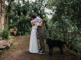 La boda de Laura y Cibrán
