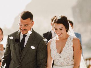 La boda de Micol y Davide