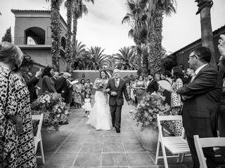La boda de Bridie y Rafa 1