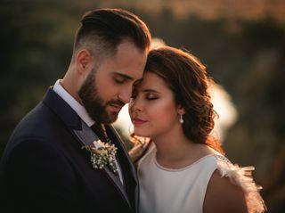 La boda de Aroa y Miguel