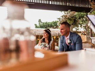 La boda de Natalie y Christian 3