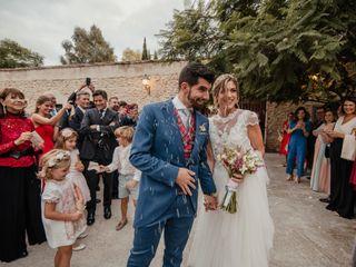 La boda de Teresa y Alex