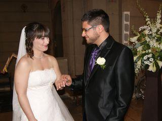 La boda de Javier y Raquel 1