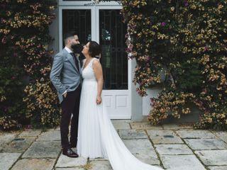 La boda de Tamara y Fran